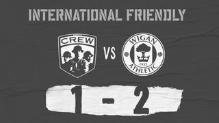Columbus Crew vs Wigan Athletic - July 13, 2013