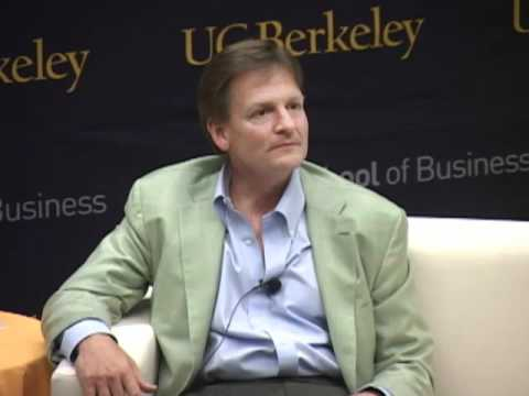 Author Michael Lewis discusses The Big Short and the future