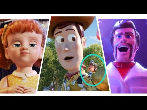 Toy Story 4 Trailer: New Characters and Theories