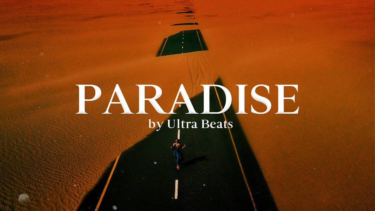 """ Paradise "" Dancehall Guitar / Instrumental / Summer Vibe / Rap Beat / Prod. by Ultra Beats"