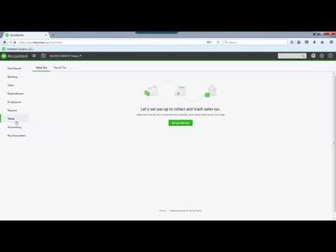 Taxes And Forms In QuickBooks Full Service Payroll