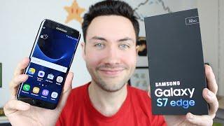Samsung Galaxy S7 Edge : Unboxing en avant-première