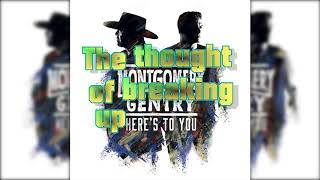 What'cha Say We Don't - Montgomery Gentry (LYRIC VIDEO)
