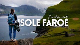 Vi raccontiamo le ISOLE FAROE: il paradiso incontaminato del Nord Atlantico 🇫🇴