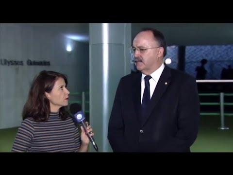 Oneração da folha preocupa, diz vice-líder do PMDB  - 13/03/2018