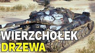 WIERZCHOŁEK DRZEWA - WZ-111 Model 5A - World of Tanks