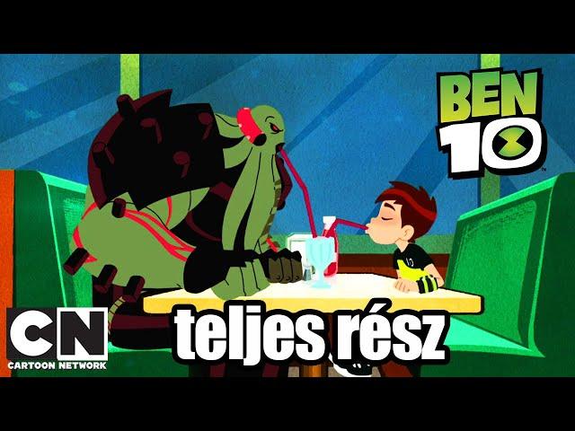 Ben 10 Benvázió, 3. rész: Az ellenségem ellensége (teljes film)