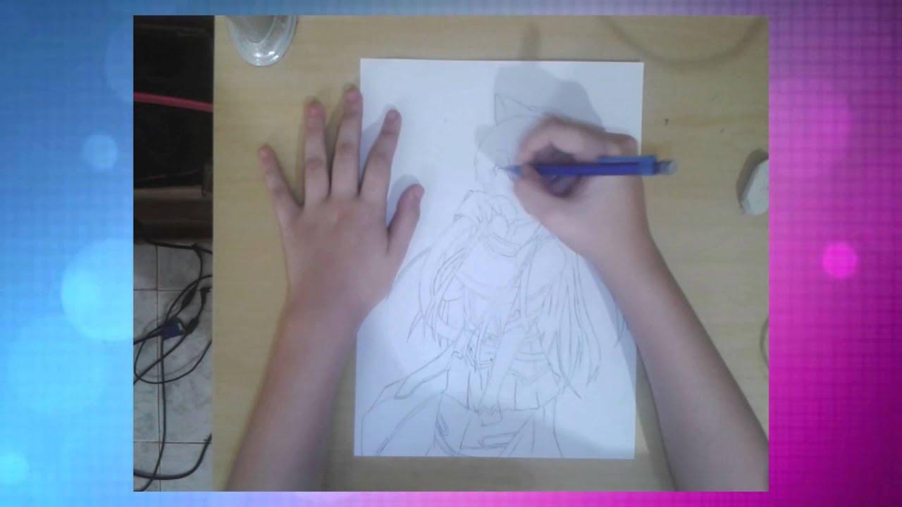 Speed Draw Asuna Nyon Sao Youtube