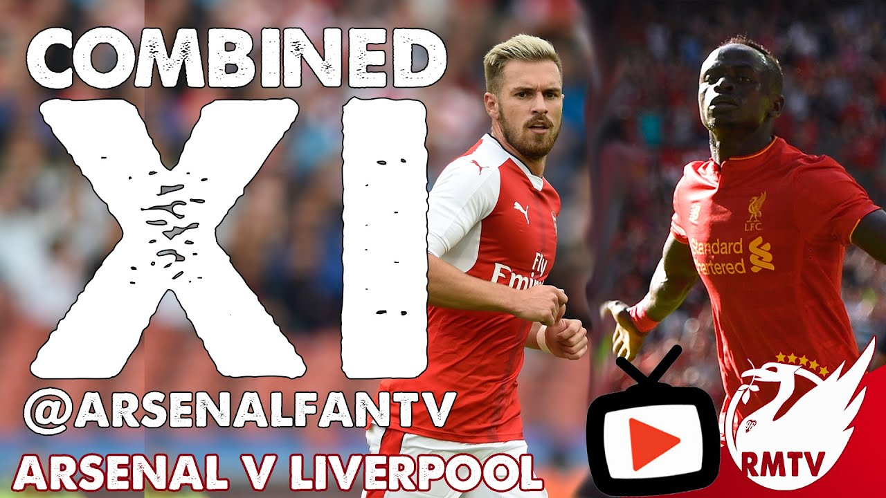 Picking a Combined Liverpool vs. Arsenal XI