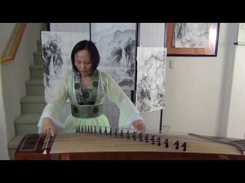 High Mountain Flowing Water 高山流水 Victoria's Guzheng Practice