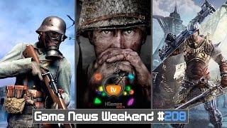 Игровые Новости — Game News Weekend #208 | (Call of Duty: WWII, DiRT 4, ELEX)