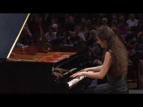 Hélène Tysman – Prelude in E flat major, Op. 28 No. 19 (third stage, 2010)