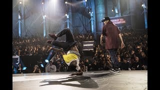 Wing vs Dany | Top 16 | Red Bull BC One World Final 2017