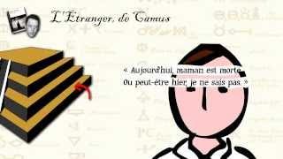 """""""l'Etranger"""", d'Albert Camus (Alchimie d'un roman, épisode 6)"""