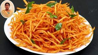 உருளைக்கிழங்கு இருந்தா இப்பவே இதுபோல செஞ்சி பாருங்க | Snacks Recipes in Tamil