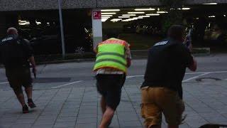 تعليق عمل وسائل النقل العام في ميونيخ بعد إطلاق النار