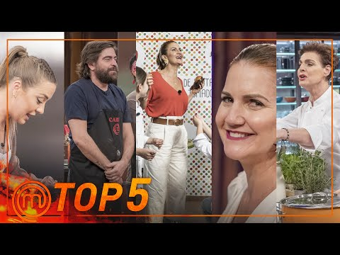 Programa 8 - Masterchef 8   TOP 5 Mejores Momentos