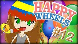 Happy Wheels - HAPPY BIRTHDAY TO ME! - Part 12