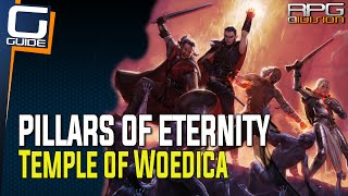 Pillars of Eternity - Temple of Woedica Location