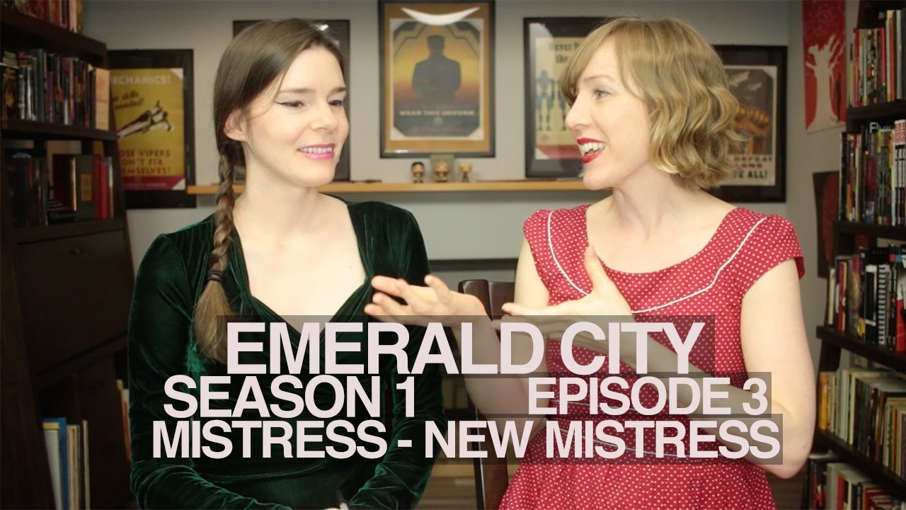 Download Emerald City Reaction Review Episode 3 NBC Wizard of Oz Reboot