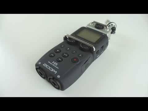 Handheld Recorder Review Zoom H5 H6 H4n Tascam Dr 4