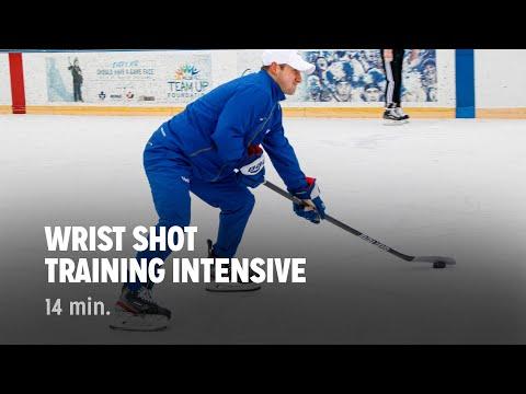 iTrain Hockey Wrist Shot Training Intensive