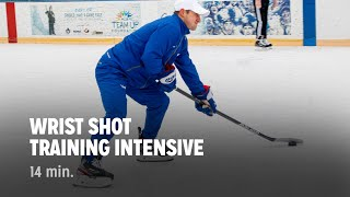 iTrain Hockey Wrist Shot Training Intensive