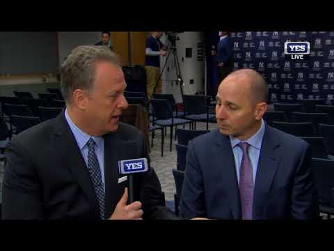 Brian Cashman on Aaron Boone's manager hiring