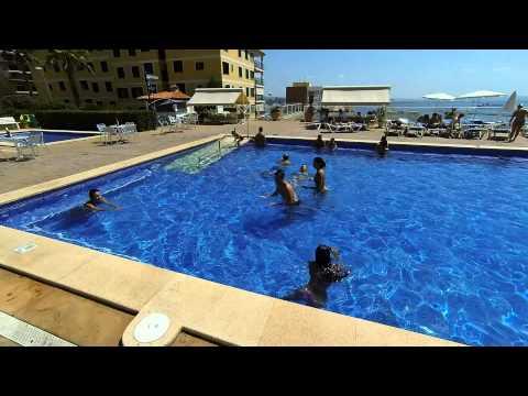 Timelapse Pool Hotel Amic Horizonte