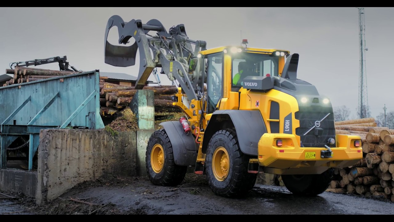 Mid-Size Wheel Loaders H-Series Expands Productivity - Volvo Construction Equipment