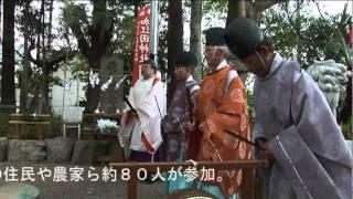 宮崎紀行~加江田神社雨乞い祈祷神事