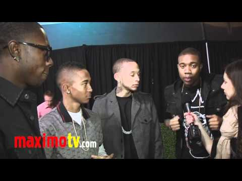 RIP M-Bone & JayAre | CALI SWAG DISTRICT Interview at BEP Peapod Concert