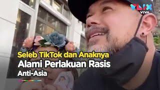 Seleb TikTok dan Anaknya Alami Perlakuan Rasis Anti-Asia