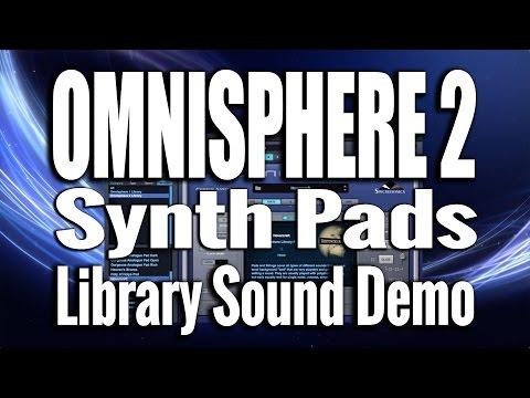 Omnisphere 2  - Pads - Sound Demo 01