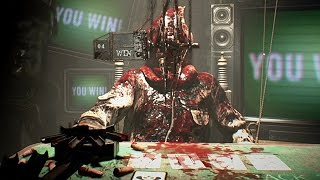 игра в карты насмерть 21 dlc resident evil 7 banned footage