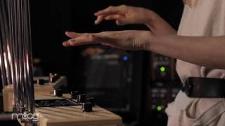 Introducing the Moog Polyphonic Theremin