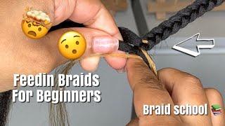 How to Feedin, Extend and Custom Color Braids | Braid School Ep. 05