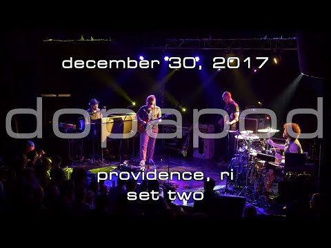 Dopapod: 2017-12-30 - Fête Music Hall; Providence, RI (Set 2) [4K]