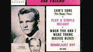 Bing Crosby and Gary Crosby - When You and I Were Young Maggie Blues (1951)
