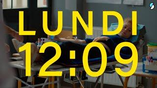SKAM FRANCE EP.1 S8 : Lundi 12h09 - Le don du sang