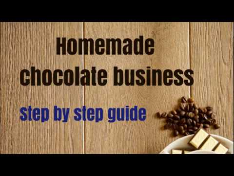 How to start chocolate business | Chocolate Making Business at home