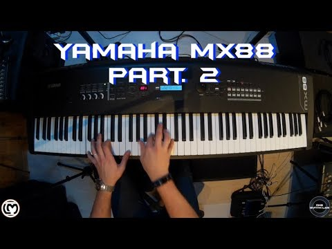 Yamaha MX88 (MX61/MX49) review: The Best First Workstation?