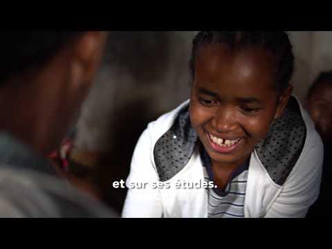 CERES - Marie-Louise, bénéficiaire du programme à Fianarantsoa, Madagascar