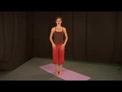 standing yoga poses  yoga mountain pose  youtube
