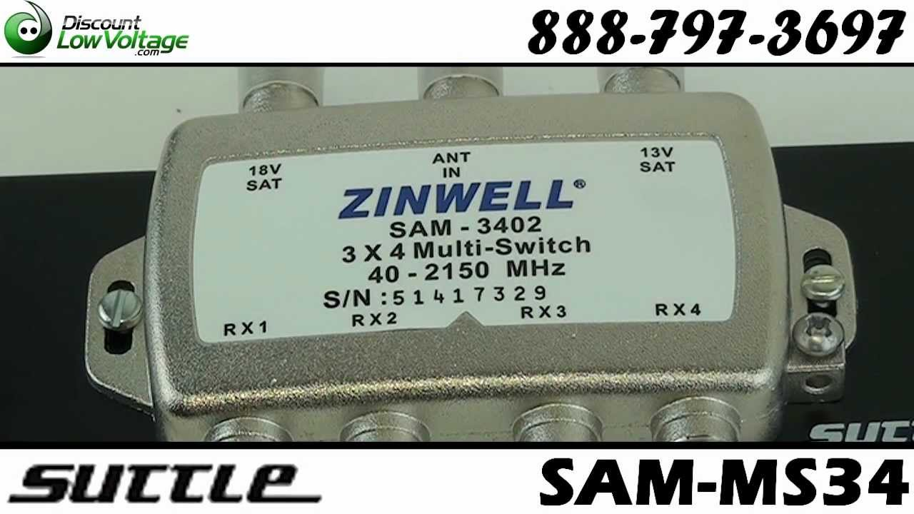 maxresdefault directv approved 3x4 switch youtube zinwell 3x4 multiswitch wiring diagram at soozxer.org