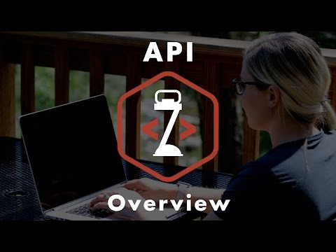 API Overview Class Lecture