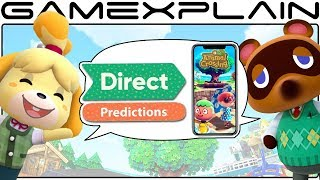 Animal Crossing Mobile Direct PREDICTIONS - Discussion w/ Chuggaaconroy & RogersBase! thumbnail