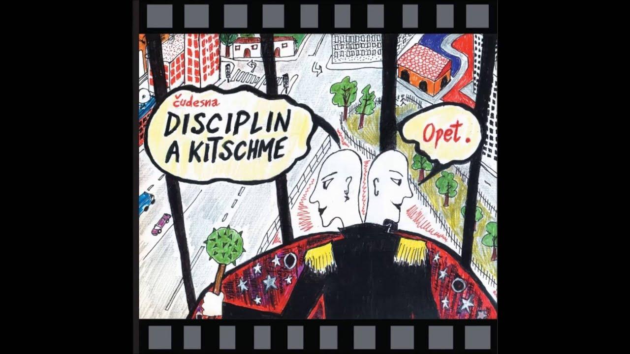 Disciplin A Kitschme - Iscrpna Vizuelizacija Albuma 'Uf!' Disciplin A Kitschme Video Uf! Kratki Muzički Film