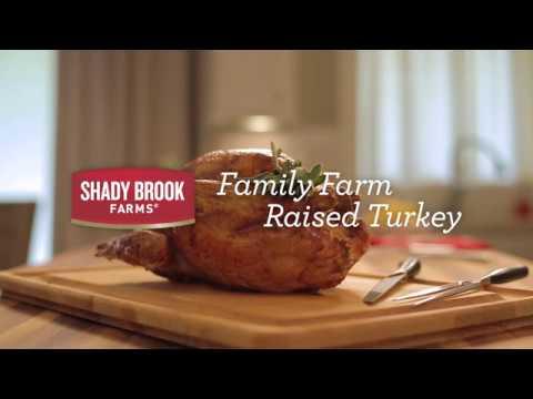 How to Carve a Turkey - Shady Brook Farms