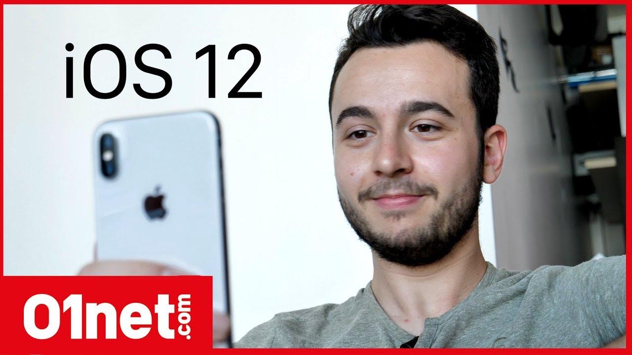 Nos trois fonctions préférées sur la beta d'iOS 12